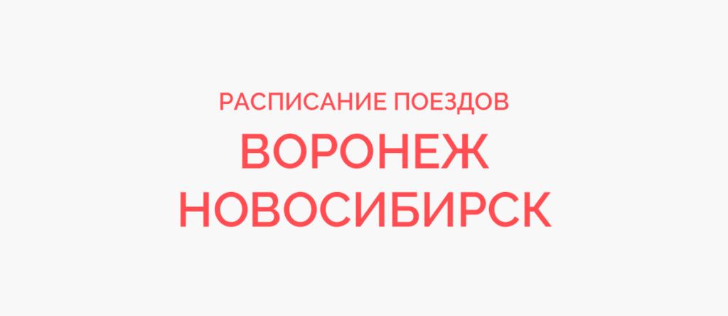 Воронеж - Новосибирск